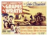 The Grapes of Wrath - film poster-posters
