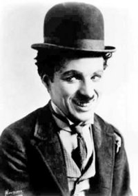 charlie_chaplin, the little tramp