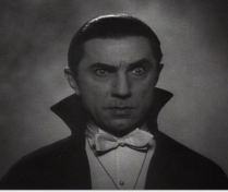 Bela Lugosi (1882-1956) famous for playing Dracula (30s)