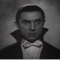 Bela Lugosi (1882-1956) famous for playing Dracula (30s)