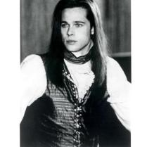Brad Pitt in Interview with a Vampire by Neil Jordan (1994) based on the novel by Anne Rice