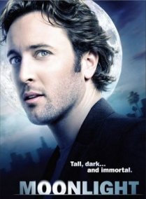 Moonlight (series: 2007/8) - a private investigator who is also a vampire