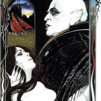 Nosferatu the Vampyre by Herzog (1979)