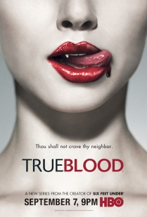 True Blood (2008 - ...). Vampires and humans co-exist in a small town in Louisiana