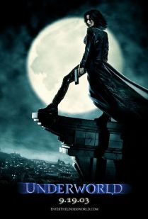 Underworld (2003) directed by Len Wiseman tells the secret history of Vampires and Lycans