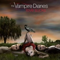 The Vampire Diaries (2009 -...). Two vvampire brothers are in love with a young woman.