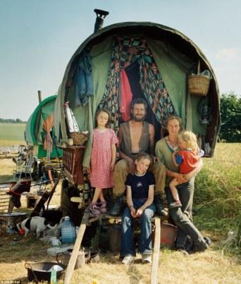 new gypsies family